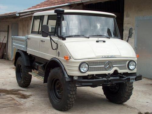 Unimog 600 L 421.129