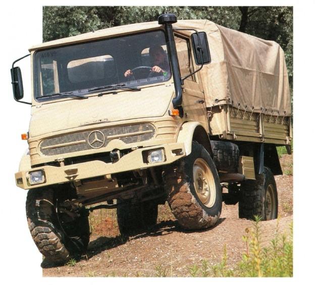 Unimog 1150L 4x4