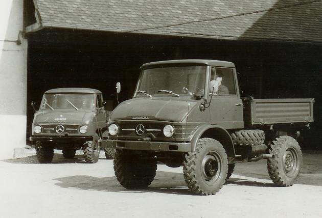 U 406 1961-62 noch ohne Handbremse (Quelle Sammlung Vogler)