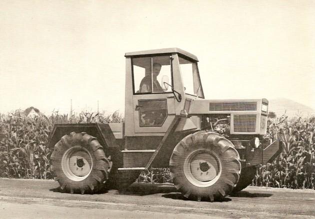 UCOM Bilder MB-trac 65 PS 1 1972 Volkwart Vath