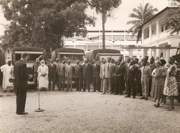 UCOM Kamerun 1961 Unimog-S 4
