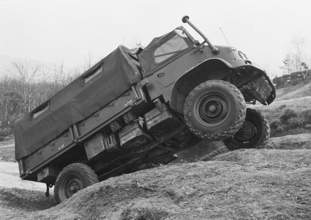 Unimog S, Baureihe 404.1