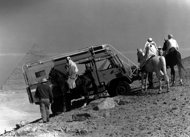 Unimog-S Expeditionsfahrzeug