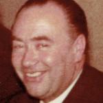 Albert Friedrich Mitte der 1950er Jahre