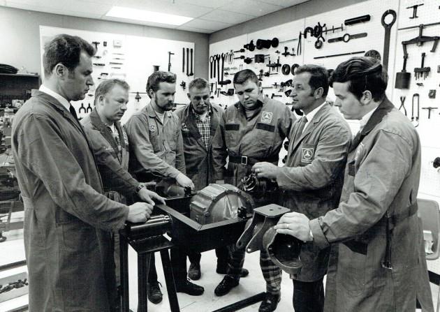 UCOM KD Schulung New Jersey 1969 2 Ahr