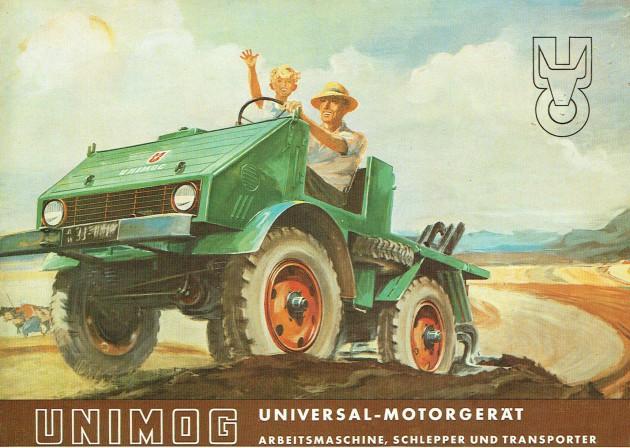 UCOM Prospekt 1951