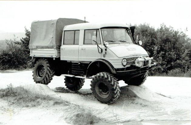 UCOM U 416 90 100 verl FHS - Sauberg Daimler