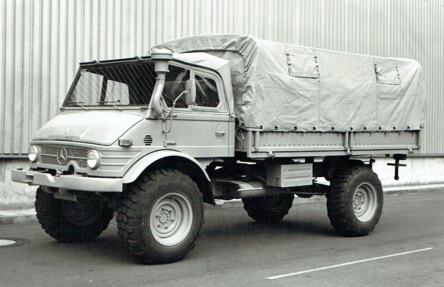 UCOM U 416.114 100 PS Radstand 3440 mil Daimler