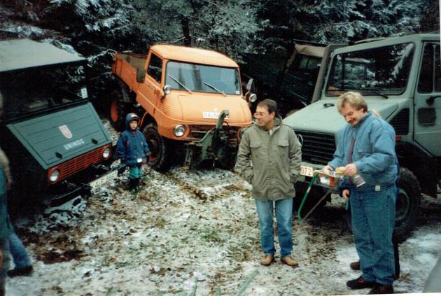 UCOM Christbaumschlagen 1994-1