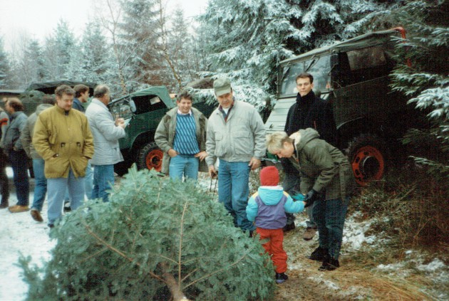 UCOM Christbaumschlagen 1994-2