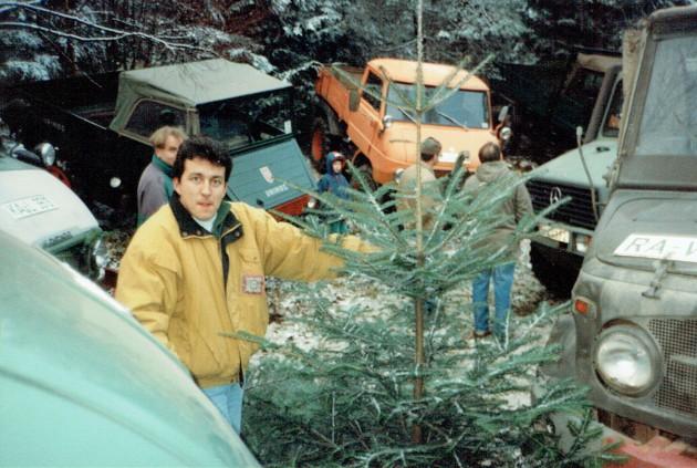 UCOM Christbaumschlagen 1994-3
