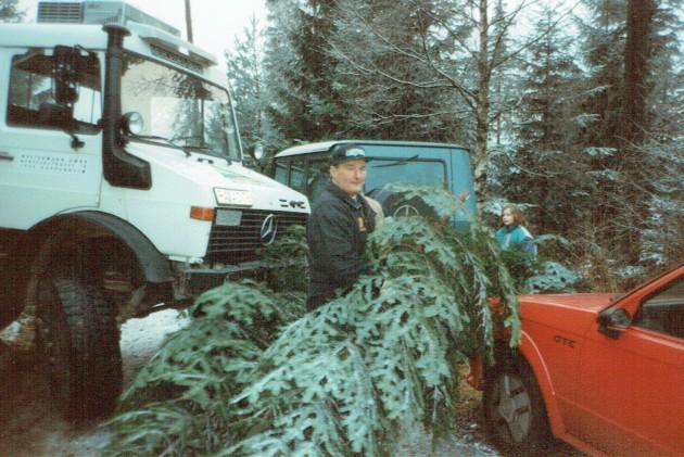UCOM Christbaumschlagen 1994-4