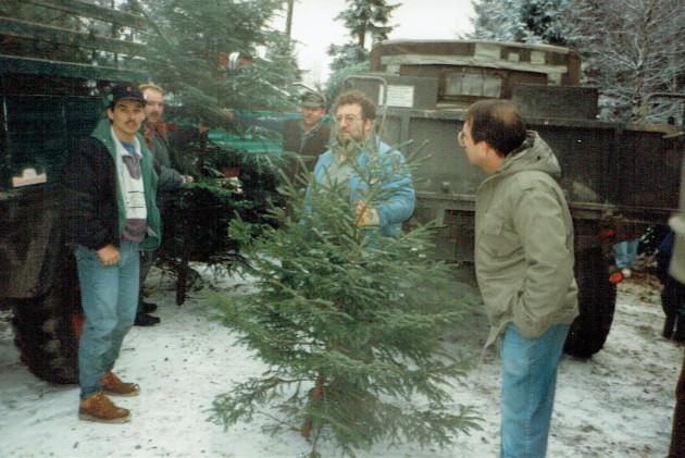 UCOM Christbaumschlagen 1994-5