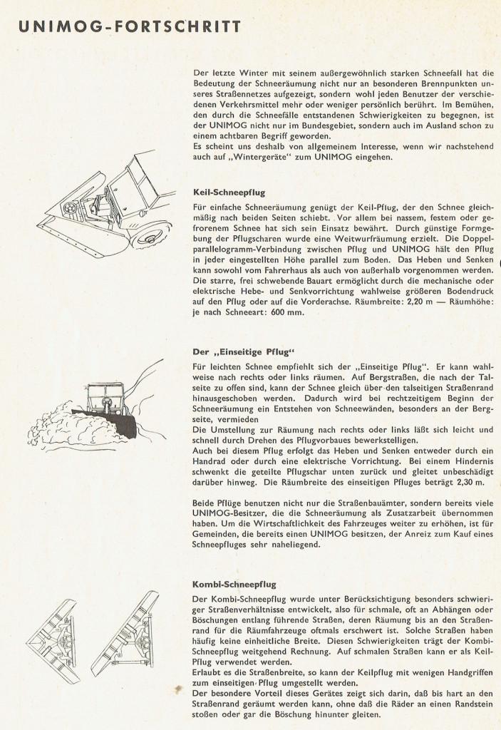 UCOM Ratgeber 1953 Fortschritt 2