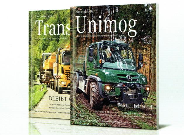UCOM Unimog-Magazin 2