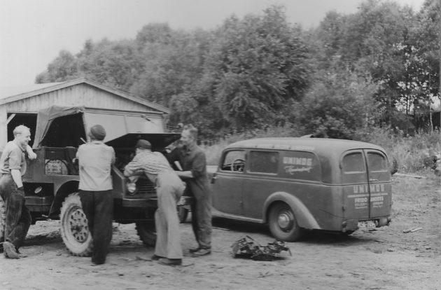 UCOm Kundendienst Frido Anders Ülzen - Daimler