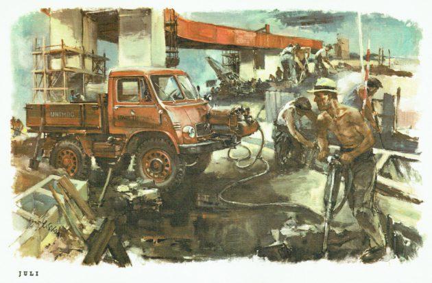 UCOM Liska Juli 1957 -Daimler