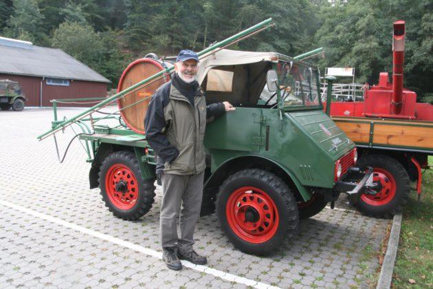 Carl-Heinz Vogler hatte die Idee - viele halfen bei der Umsetzung.