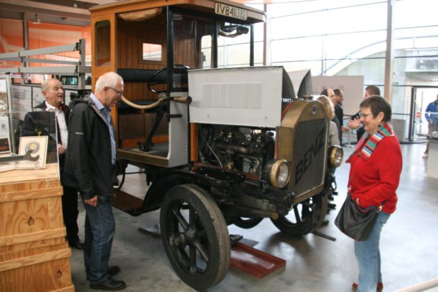 Der Benz-Gaggenau von 1916