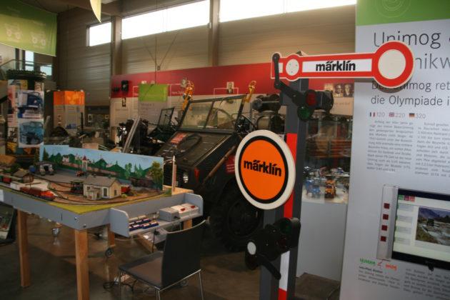 UM Tischeisenbahn 4 - Wessel