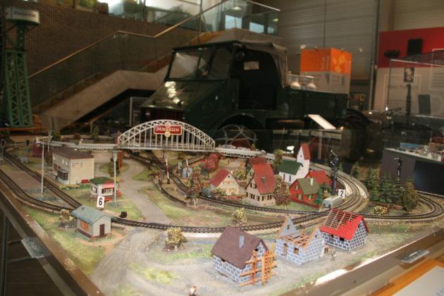 UM Tischeisenbahn 5 - Wessel