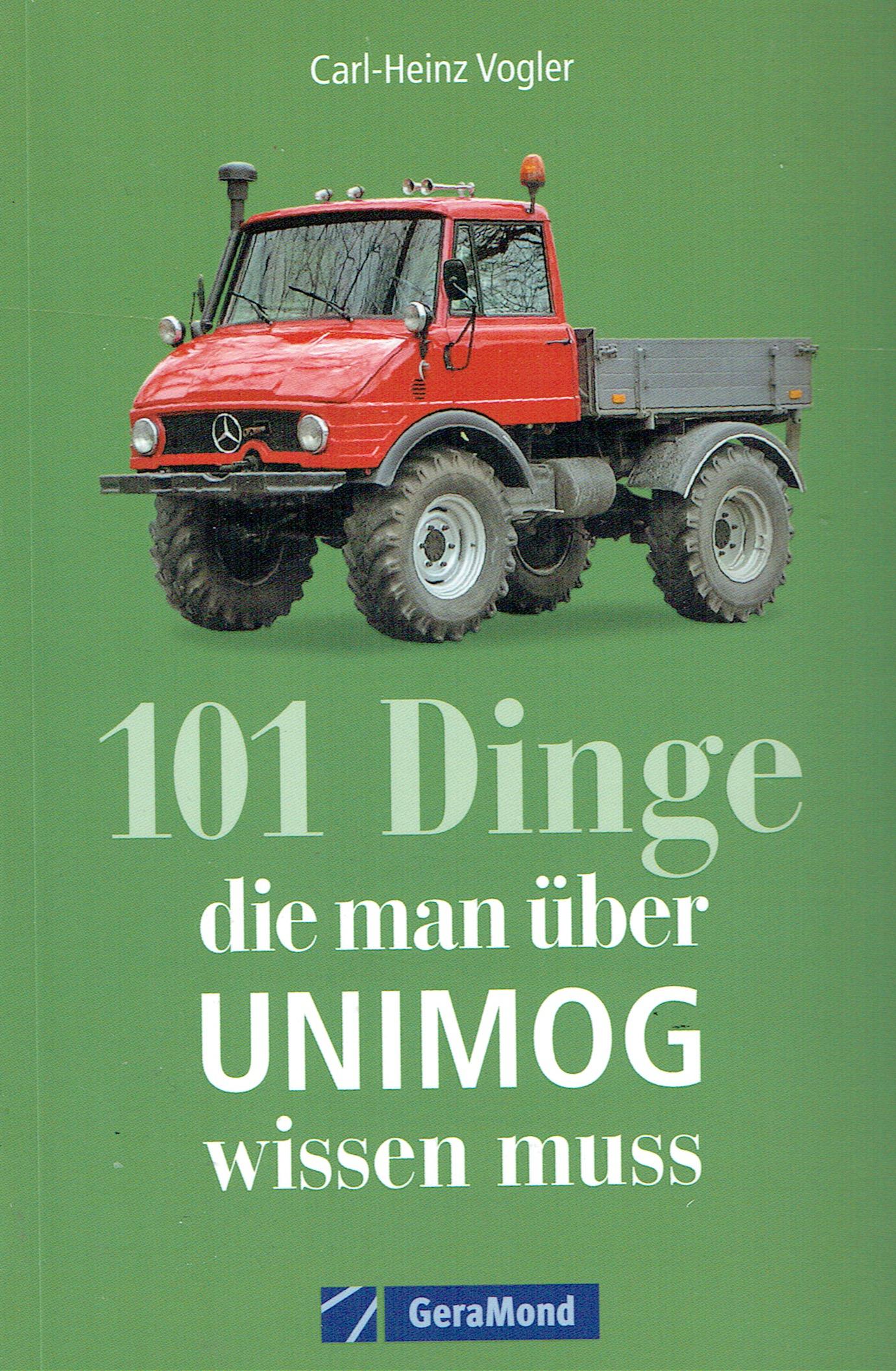 Bub5 Unimog 101 Dinge Vogler